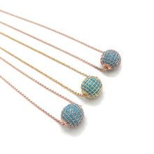Ball Pendant Necklace