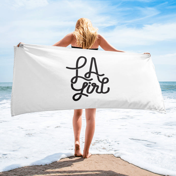 LA Girl Towel