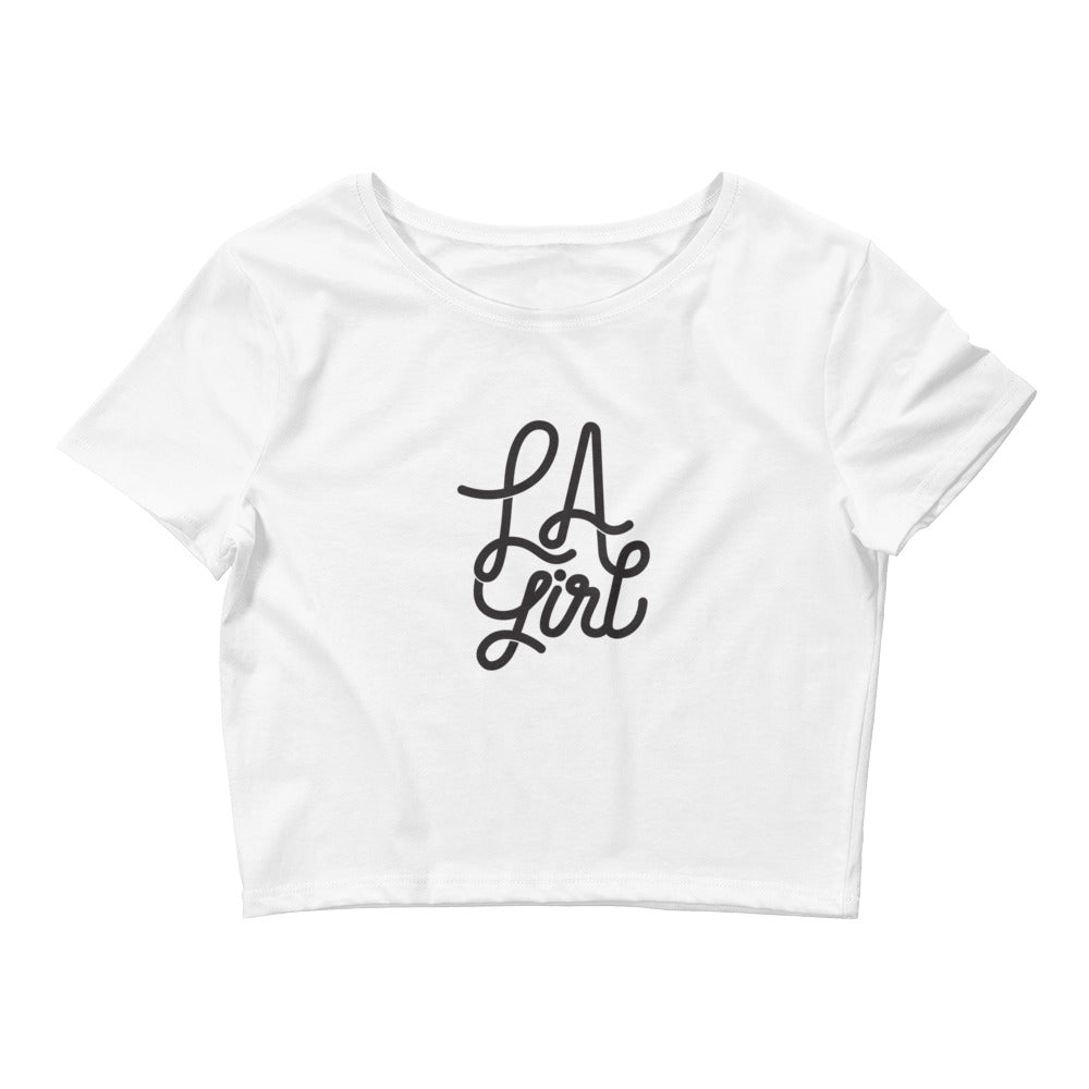 LA Girl Crop Top