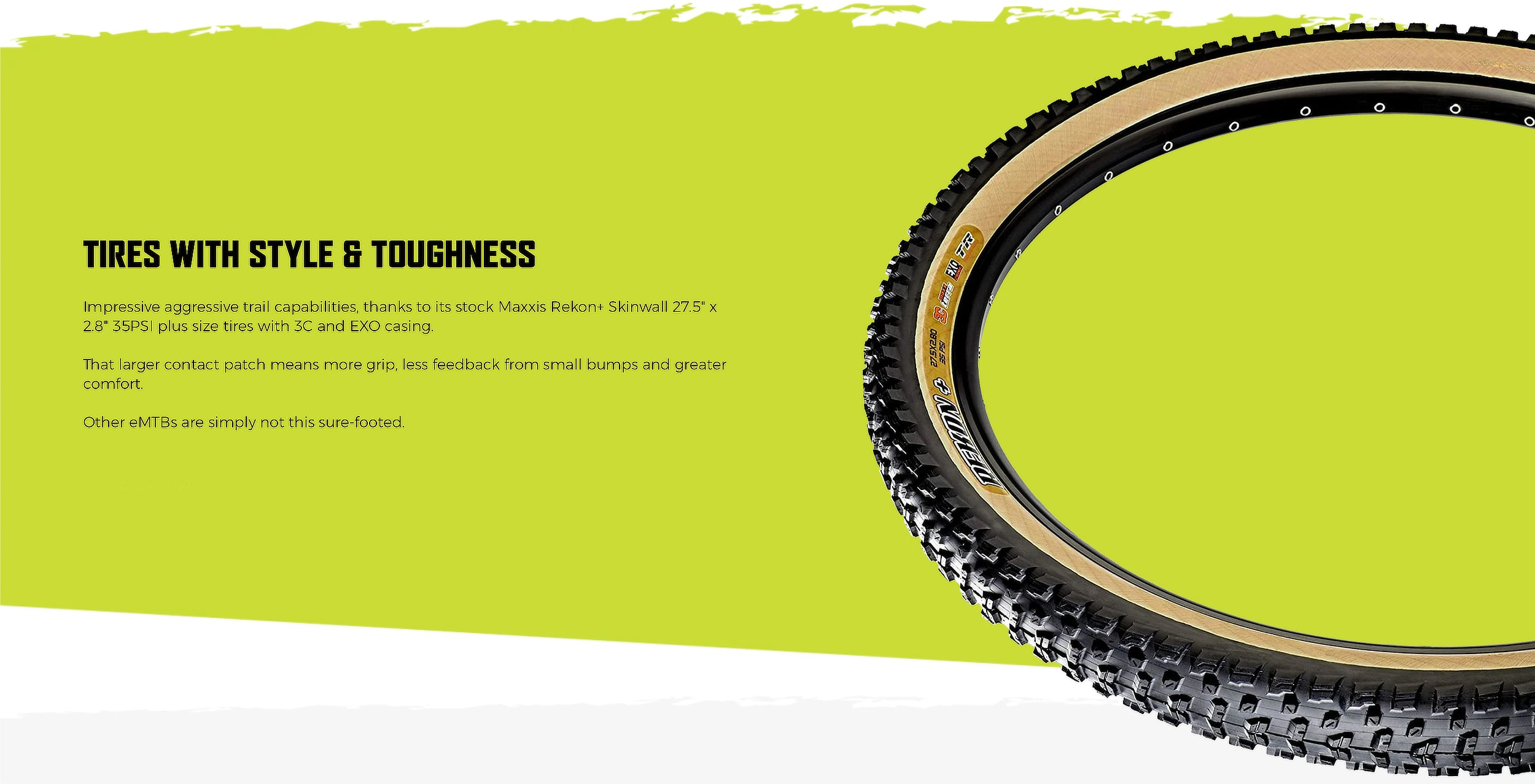 Surface 604 Quad Tough Tires