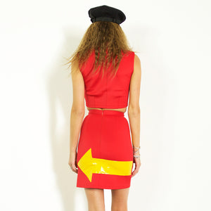 In & Out Skirt