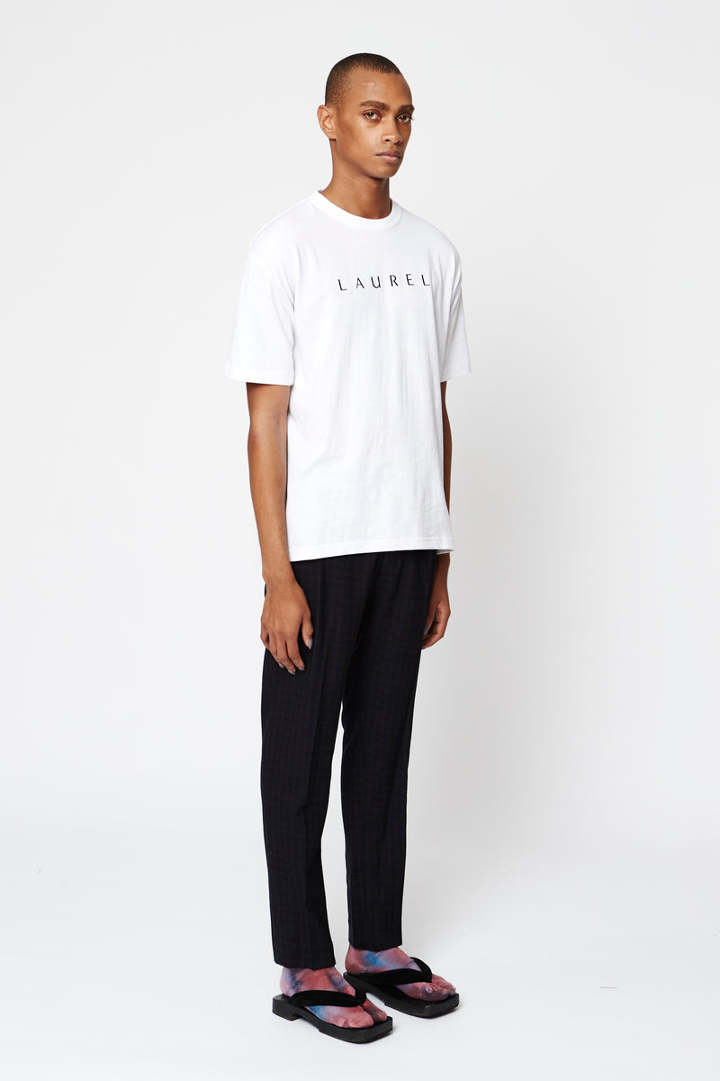 Laurel AW19 Tee White