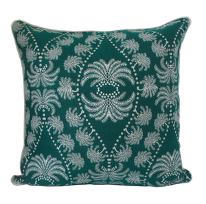 Palm Paisley Cushion Cover