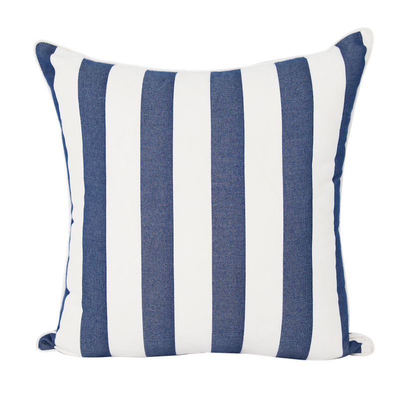 Beach Stripe Cushion Cover