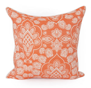 Henna Paisley Cushion Cover