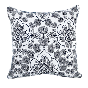 Henna Paisley Cushion