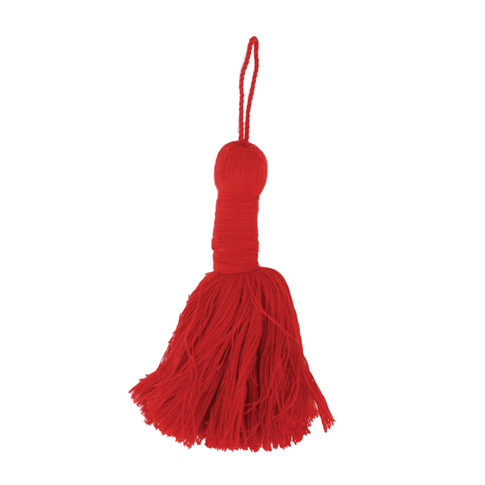 Logo Red Tassel