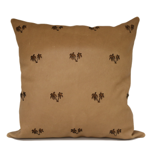 Mini Palm Leather Cushion