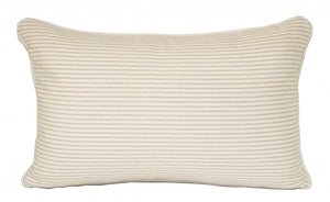Duck Stripe Cushion Cover