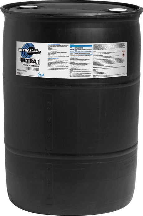 Ultra 1 Heavy Duty Ultrasonic Detergent - 55 Gallons