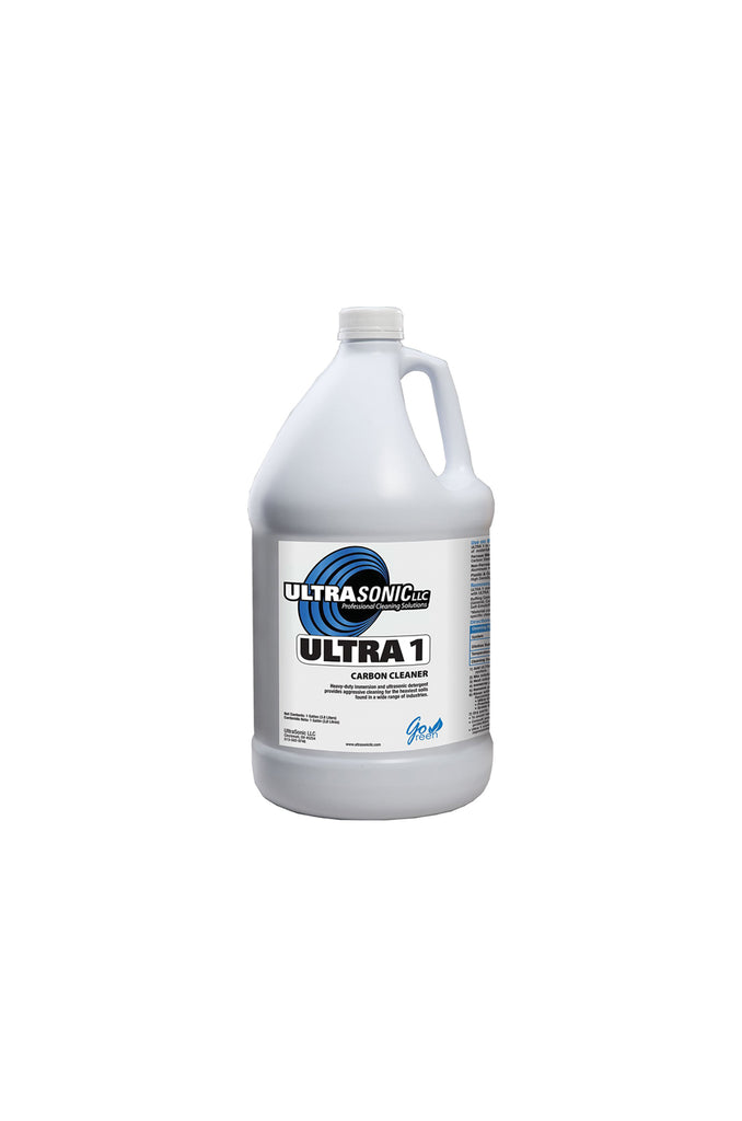 Ultra 1 Heavy Duty Ultrasonic Detergent - 1 Gallon
