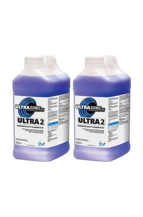 Ultra 2 Moderate Duty Ultrasonic Detergent - 5 Gallons
