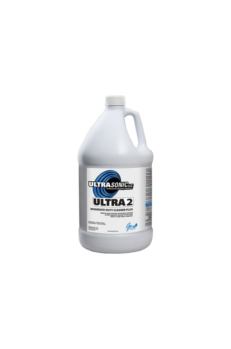 Ultra 2 Moderate Duty Ultrasonic Detergent - 1 Gallon