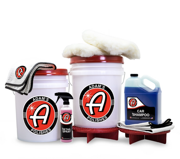 Adam's 2 Bucket Wash Kit - Adam's Polishes Australia