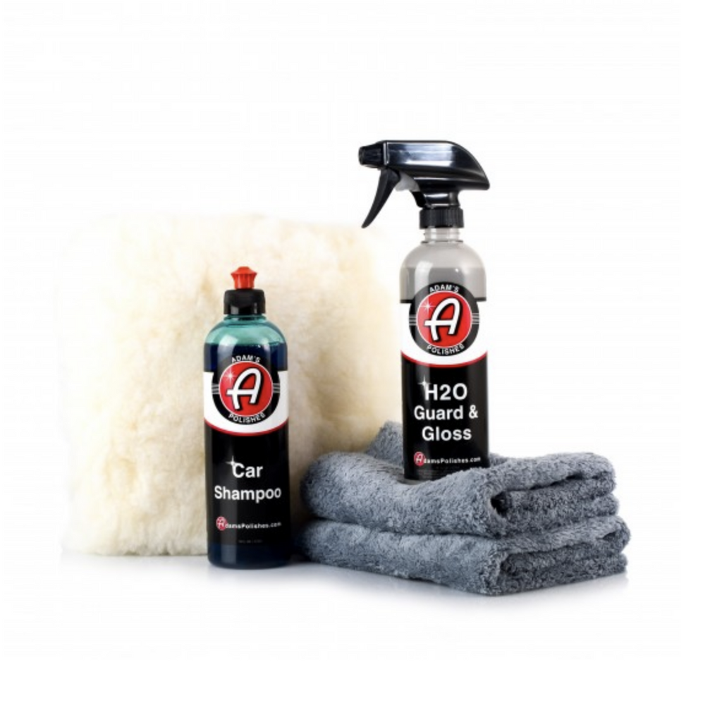 Adam's Wash & Protect Kit - Adam's Polishes Australia