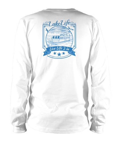 Lake Life Long Sleeve Shirt