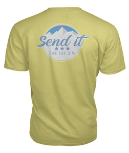Send It Short Sleeve Shirt