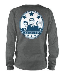 Presidential Prep Long Sleeve Tee