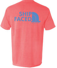 Ship Faced Colors Pocket Tee