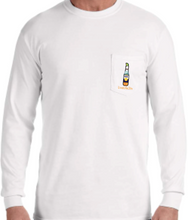 Social Distancing Long Sleeve Pocket Tee