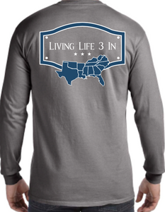 Southland Long Sleeve Pocket Tee
