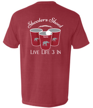 Tide3In Shooters Shoot Pocket Tee
