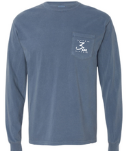Tailgate SZN Long Sleeve Pocket Tee
