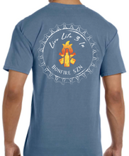 Bonfire SZN Short Sleeve Pocket Tee