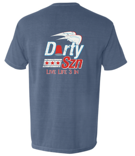Darty Szn Short Sleeve Pocket