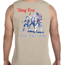 Stay Free Tank Top