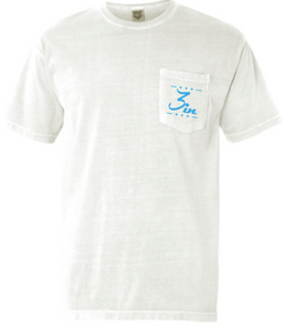 White Claws Pocket Tee