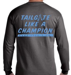 Tailgate Champion Long Sleeve