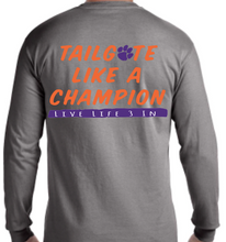 Clemson Tailgate Champion Long Sleeve