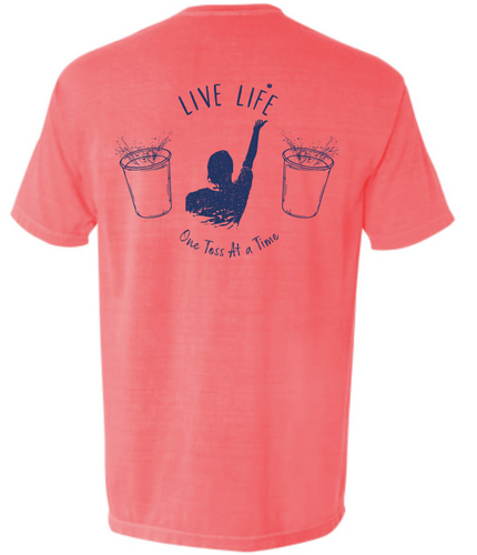 Beer Die Short Sleeve Pocket Tee