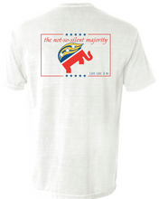 Silent Majority Trump Edition Pocket Tee
