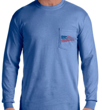 Silent Majority Trump Edition Long Sleeve Pocket Tee