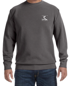 Beachin' Comfort Colors Beach Sweatshirt