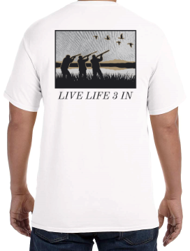 LiveLife3In Comfort Colors Duck Hunt Edition