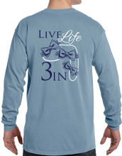 LiveLife3In Comfort Colors Girls&Pearls