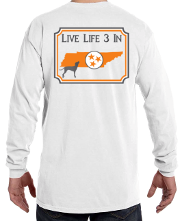 Vols3In Comfort Colors Long-Sleeve