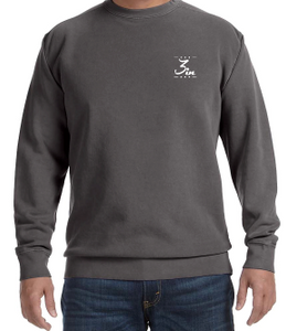 Vols3In Comfort Colors Fleece Crew Sweatshirt
