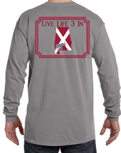 Tide3In Comfort Colors Long-Sleeve