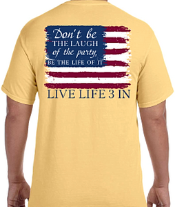LifeOfTheParty Edition Comfort Colors