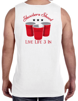 Shooters Shoot Comfort Colors Tank