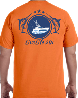 Hooked Edition Short Sleeve Comfort Colors