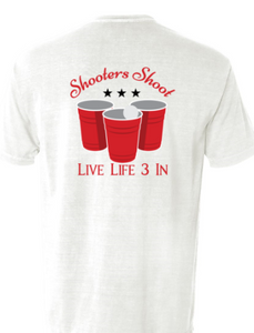Shooters Shoot Pocket Tee