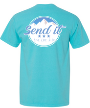 Send It Edition Pocket Tee
