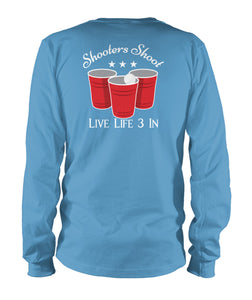 Shooters Shoot Long Sleeve Shirt