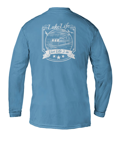 Lake Life Dry Sport Long Sleeve Shirt