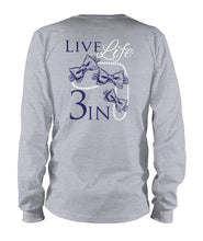 Live Life 3 In Girls&Pearls Edition